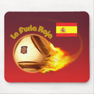 La Furia Roja 2 van Spanje Muismat