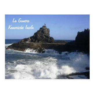 La Gomera Briefkaart