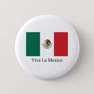 La Mexico van Viva Ronde Button 5,7 Cm