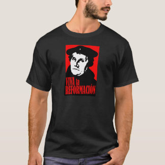 La Reformacion LUTHER van Viva T Shirt