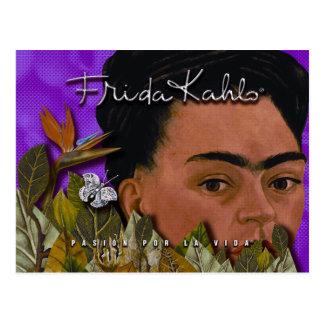 La Vida van Frida Kahlo Pasion Por Briefkaart