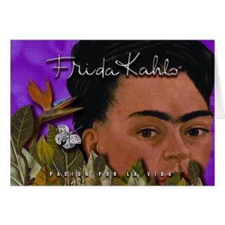 La Vida van Frida Kahlo Pasion Por Kaart