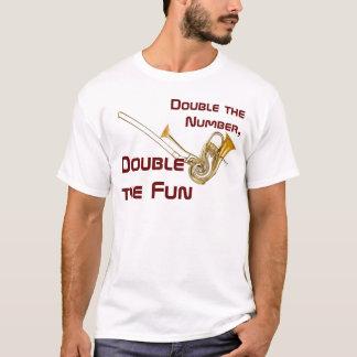 Laag Messing T Shirt