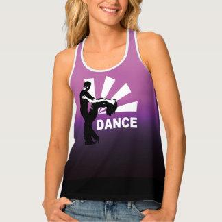 Laat dans en hebben pret tanktop