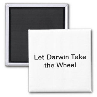 Laat Darwin de Magneet van het Wiel nemen