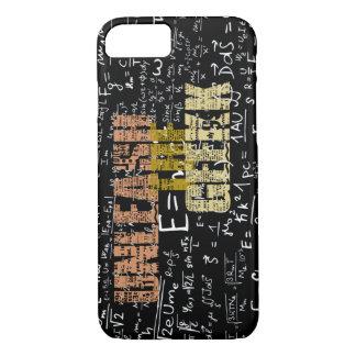 Laat Geek Phonecase los iPhone 8/7 Hoesje