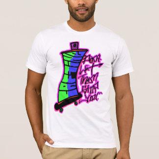 Laat hen niet u (Voorzijde) tegenhouden T Shirt