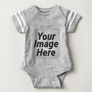 Laat het gloeien baby bodysuit