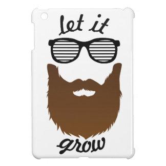 Laat het groeien iPad mini cover