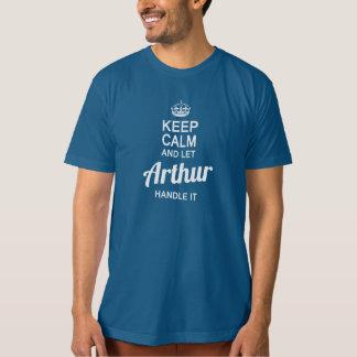 Laat het handvat van Arthur het! T Shirt