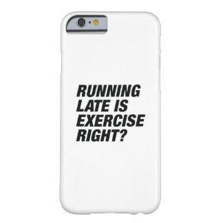 Laat het lopen barely there iPhone 6 hoesje