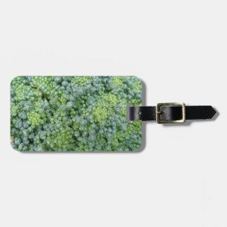 Label van de Bagage van de Douane van broccoli het Kofferlabel