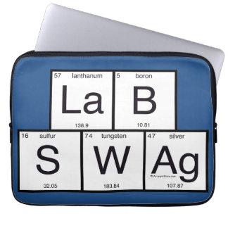 Laboratorium SWAG Computer Sleeve Hoesjes