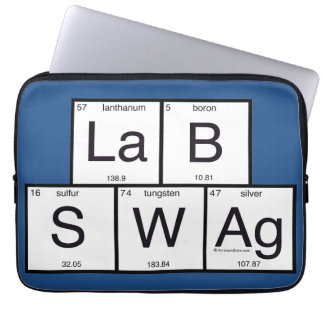 Laboratorium SWAG Laptop Sleeve