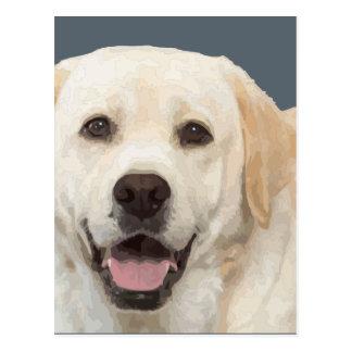 Labrador 1 briefkaart