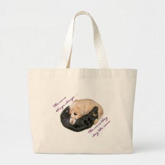Labradors Grote Draagtas