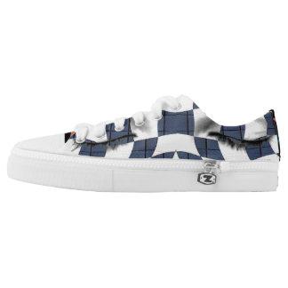 lage bovenkant 2 low top schoenen