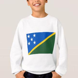 Lage Kosten! De Vlag van de Salomon Eilanden Trui