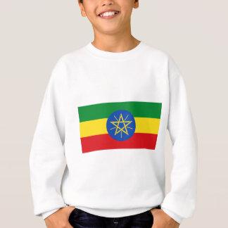 Lage Kosten! De Vlag van Ethiopië Trui