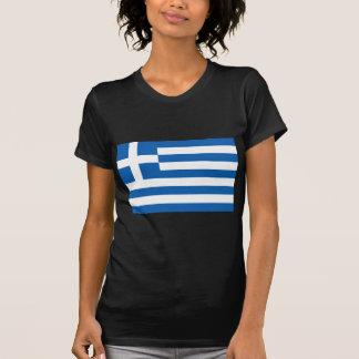 Lage Kosten! De Vlag van Griekenland T Shirt