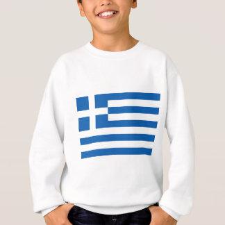 Lage Kosten! De Vlag van Griekenland Trui