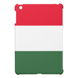 Lage Kosten! De Vlag van Hongarije Hoesje Voor iPad Mini