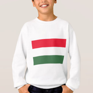 Lage Kosten! De Vlag van Hongarije Trui
