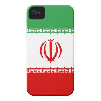Lage Kosten! De Vlag van Iran iPhone 4 Hoesje