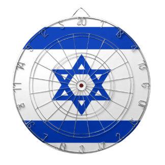 Lage Kosten! De Vlag van Israël Dartbord