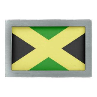 Lage Kosten! De Vlag van Jamaïca Gespen