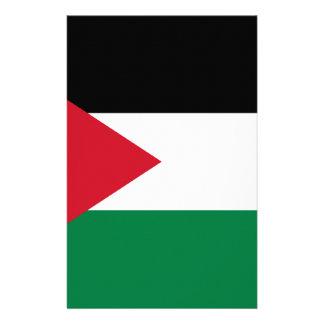 Lage Kosten! De Vlag van Jordanië Briefpapier
