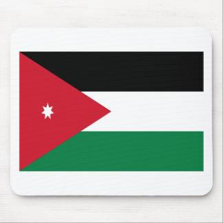 Lage Kosten! De Vlag van Jordanië Muismat