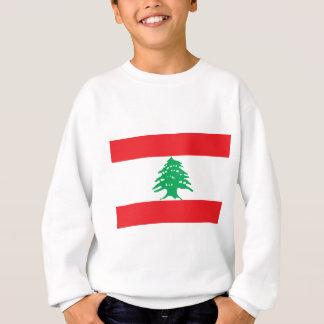 Lage Kosten! De Vlag van Libanon Trui