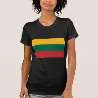 Lage Kosten! De Vlag van Litouwen T Shirt