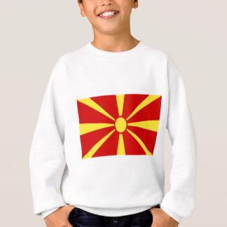 Lage Kosten! De Vlag van Macedonië Trui