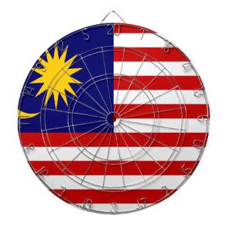 Lage Kosten! De Vlag van Maleisië Dartbord