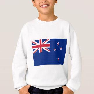 Lage Kosten! De Vlag van Nieuw Zeeland Trui