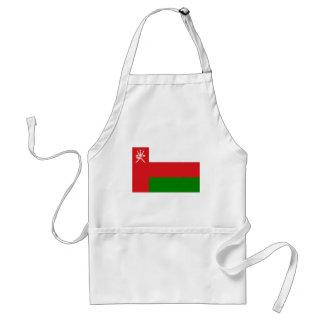 Lage Kosten! De Vlag van Oman Standaard Schort