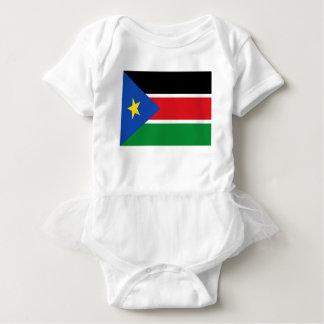 Lage Kosten! De Vlag van Zuid-Soedan Romper