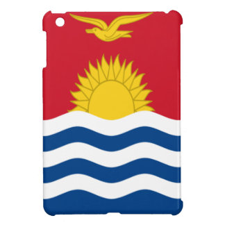 Lage Kosten! Kiribati Vlag iPad Mini Hoesje