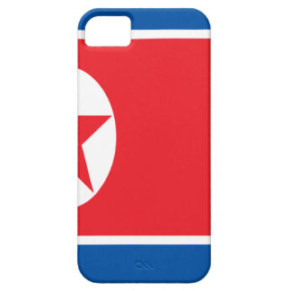 Lage Kosten! Vlag de Noord- van Korea Barely There iPhone 5 Hoesje
