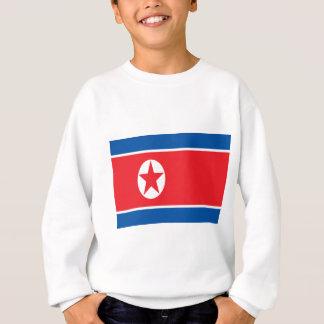 Lage Kosten! Vlag de Noord- van Korea Trui