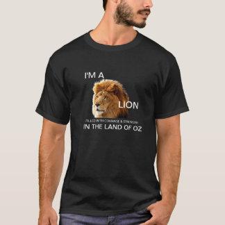 Land van het Overhemd van de Leeuw van oz T Shirt