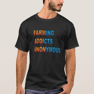 Landbouw Anonieme Verslaafden T Shirt