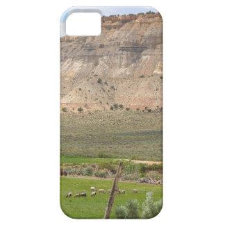 Landbouw land en heuvels, zuidelijk Utah Barely There iPhone 5 Hoesje