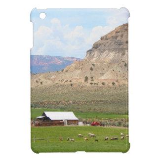 Landbouw land en heuvels, zuidelijk Utah iPad Mini Covers