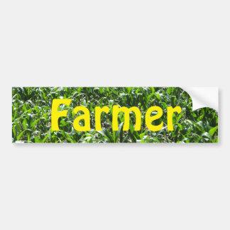 Landbouwer Bumpersticker