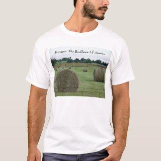 Landbouwers: De backbone van Amerika T Shirt