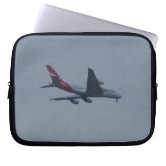 Landend Laptop van het Neopreen van het Vliegtuig Computer Sleeve
