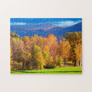 Landschap in Vermont Puzzel